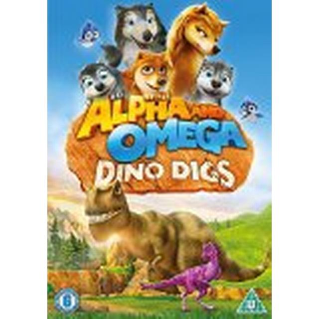 Alpha And Omega: Dino Digs [DVD]